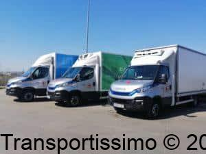 Iveco Daily Croix Rouge Roumanie