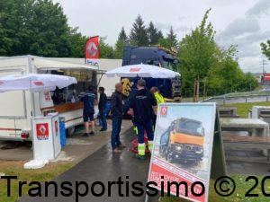 Renault Trucks Suisse action solidaire Covid-19