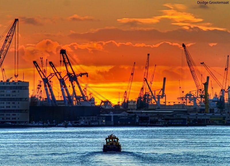Zéro carbone transport fluvial