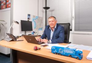 Franck Rondot est le nouveau Directeur Commercial de DAF Trucks France.